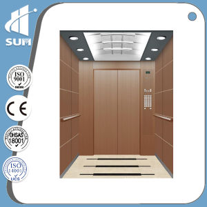 Speed 1.75m/S Material 304 Stainless Steel Commercial Elevator pictures & photos