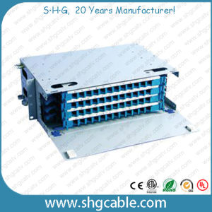 Rack Mounted Optical Fiber Distribution Frame (ODF-48) pictures & photos