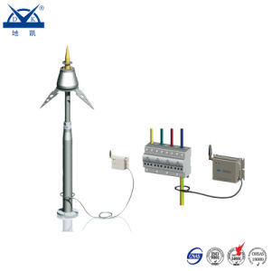 Dk-Gj02 Lightning Rod Arrestor Lightning Surge Peak Value Recorder pictures & photos