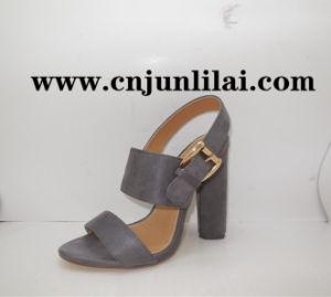 Sandals in Fabric