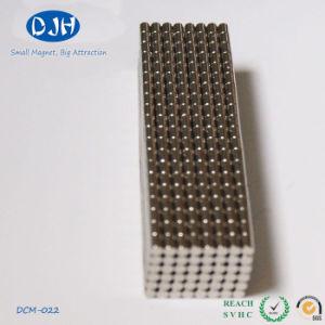 0.079′′ * 0.118′′ Permanence Neodymium Iron Boron Magnet pictures & photos