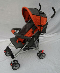 Foldable Baby Handcart with Rain Cover (CA-BB260B) pictures & photos