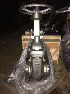 SS316L OS&Y Welding F5/F4 Gate Valve (Z61W-16R) pictures & photos