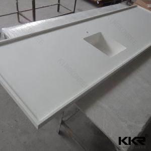 Polyester Resin Artificial Quartz Stone Kitchen Countertop pictures & photos
