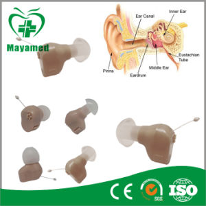 Small Tunable Mini Invisible Ite Hearing Aid pictures & photos