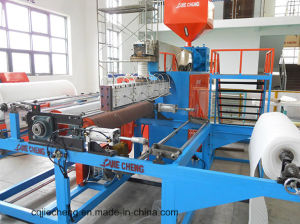 Coating Machine for EPE Foam Film Plastic Extruder Machinery Jc-EPE-Lm1800 China Direct Factory pictures & photos