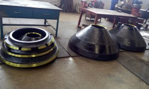 Stone Crusher Spare Parts pictures & photos