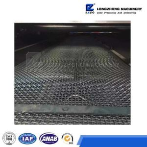 Stainless Steel Crimped Mine Sieving Wire Mesh for Vibrating Screen pictures & photos