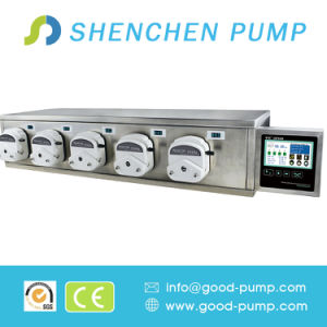 Baoding Shenchen Peristaltic Filling Pump with High Precision pictures & photos