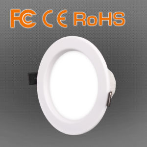 2.5/3/3.5/4/5/6/8 Inch Spinning Aluminum Multiple Dimension Perforate LED Down Light pictures & photos