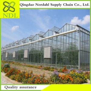 Low-Cost PC Sheet Agricultural Greenhouse Factory Direct Selling pictures & photos