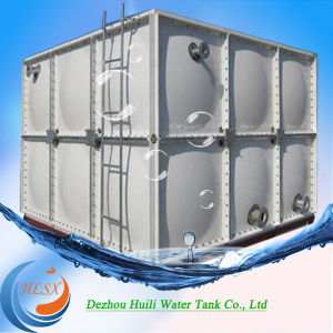 FRP Water Storage Tank with Both Quality and Customer Service First pictures & photos