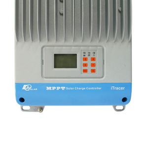 Epever Negative-Grounded MPPT-40A 12V/24V/36 V/48V Solar Controller Itracer4415ND pictures & photos
