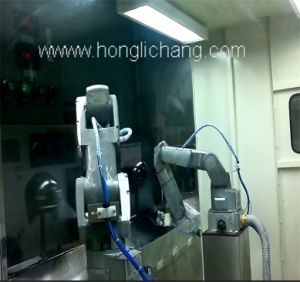 Complete Dustfree Automatic UV Color Coating Spray Line for Helmet pictures & photos