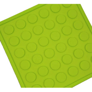 Square Non-Skid BPA Free Silicone Placemat Tablemat pictures & photos