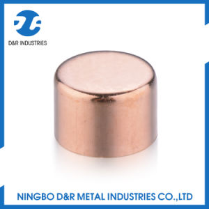 High Performance Copper Swivel Fitting End Cap pictures & photos