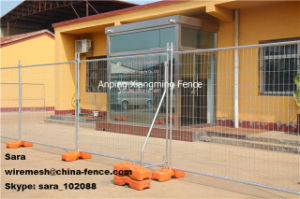 As4687 Hot-Dipped Galvanized Safety Temporary Construction Site Fence (XMS1) pictures & photos