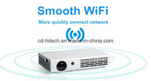 Ultra HD Smart Mini Short Throw 3D Projector Z3