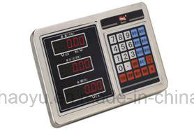 Stainless Steel Price Computing Indicator with LED/LCD Backlight pictures & photos