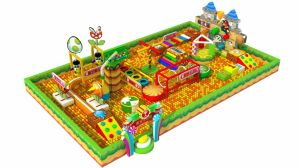 2016 Qilong Amusement Equipment Indoor Playground pictures & photos