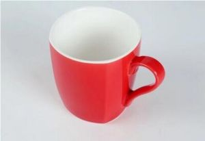 Hot Sale Cheap Ceramic Coffee Bulk Square Mug pictures & photos