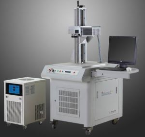 Easy Operated 10W UV Laser Marking Machine pictures & photos