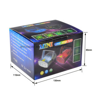 Laser Light 4 in 1 Effect Multifunction Laser Disco Light Xmas Party Light Manufacturer pictures & photos