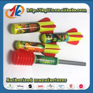 Hot China Products Wholesale Pump Shooting Launcher Rocket Toys pictures & photos