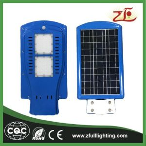 30W LED Solar Street Light with New Model pictures & photos