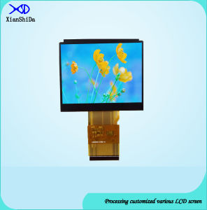 Full Viewing Angle 3.5 Inch TFT LCD Display with 2000CD/M2 Brightness LCD Screen pictures & photos