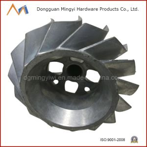 Aluminum Die Casting for Machine Parts with CNC Machining pictures & photos