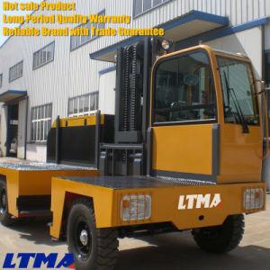 Special Forklift Price 10 Ton Diesel Side Loader Forklift pictures & photos