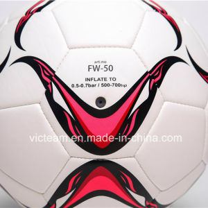 Inexpensive Machine Sewn Recreation Soccer Ball pictures & photos