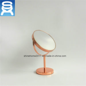 7inch Magnified Women Decorative Mirror/Bathroom Cosmetic Mirrors/Vanity Makeup Table Mirror pictures & photos