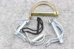 Fastener Accesories Spring Lock Pin/ Pipe Lynch Pin pictures & photos