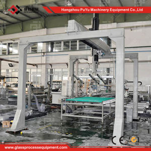 Automatic Glass Unloading Machine for Architecture Glass pictures & photos