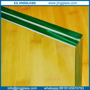 Tinted Tempered Triple 6+1.14+6 Laminated Glass pictures & photos