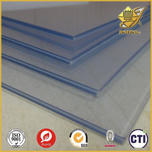 Waterproof Thick PVC Plastic Sheet for Building Use pictures & photos