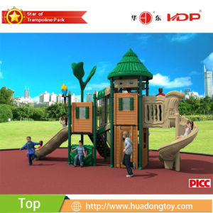 2017 Outdoor Playground Equipment Slide Kids Playground (HD17-014C) pictures & photos