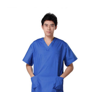 Vet Salon Beauty Medical Dental Therapist Healthcare Working Uniform pictures & photos