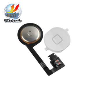Mobile Phone Home Button Flex Cable for iPhone 4S pictures & photos