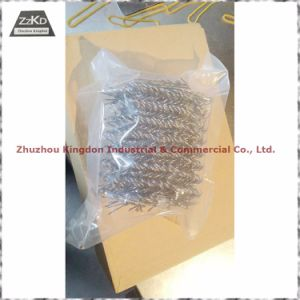 Tungsten Filament for Vacuum Plating/ Tungsten Stranded Wire /Tungsten Heaters pictures & photos
