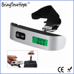 Portable Luggage Weight Scale with Thermometer (XH-WS-002) pictures & photos