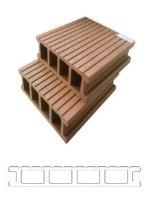 Best WPC (wood plastic composite) Decking for Waterproof Outdoor Flooring 140 *40 Mm pictures & photos