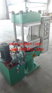 Plate Vulcanizing Press, Hot Press, Rubber Vulcanizing Press of Xlb-400*400*2 pictures & photos