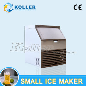 100kg Crystal and Sanitary Cube Ice Maker --CV100 pictures & photos
