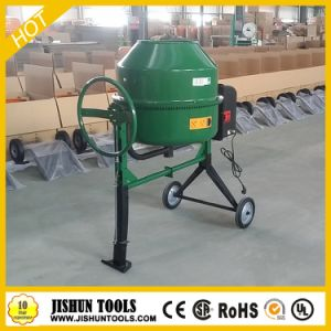 Mini Mobile Cement Mixer Hot Sale pictures & photos