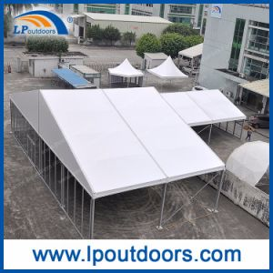 10m Outdoor Clear Span Event Marquee Storage Tent with ABS and Glass Wall pictures & photos