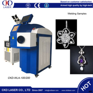 Galvo Laser Soldering Machine for Jewelry with Great Price pictures & photos