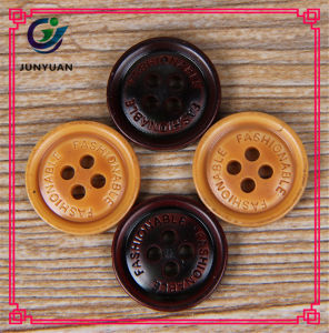 Many Size Good Quality Fashion Button Shirt Resin Button pictures & photos